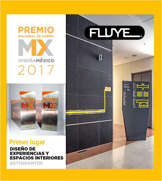 Alumnos de Licenciatura en Diseño y de MADIC, ganadores del Premio Nacional Diseña México 2017